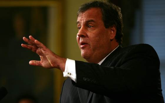 Chris Christie: Still in Your Face