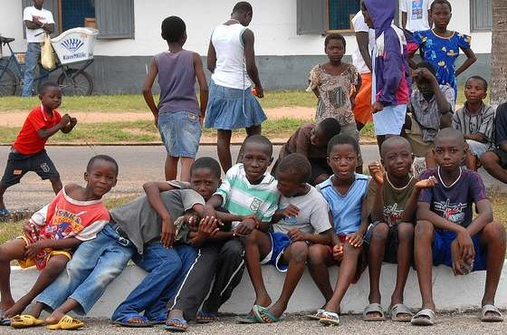 African Children's Well-Being Improved, but Still Inadequate
