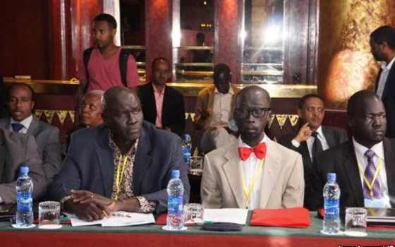 African Union Hopeful on Resolving South Sudan Crisis