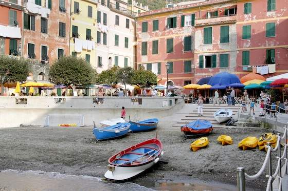 Italy's Cinque Terre Revisited