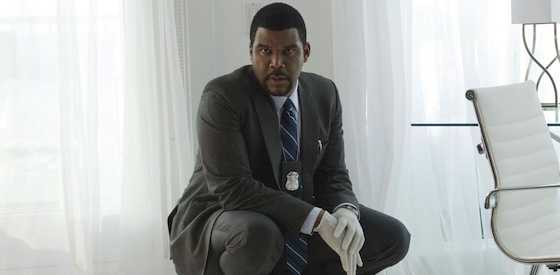 Tyler Perry and Edward Burns  in Alex Cross