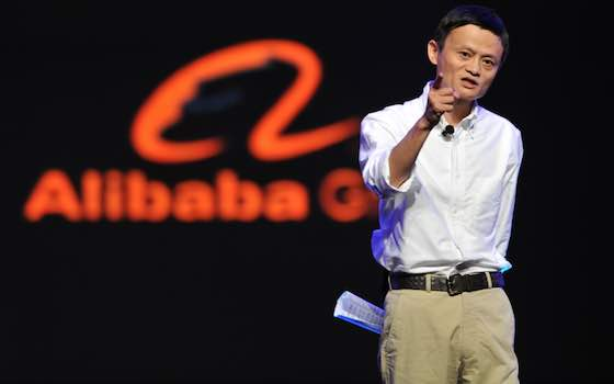 Alibaba Down and Out in Taiwan