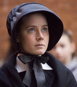 Best Supporting Actress Oscar Academy Award Nomination Amy Adams as Sister James in the movie Doubt