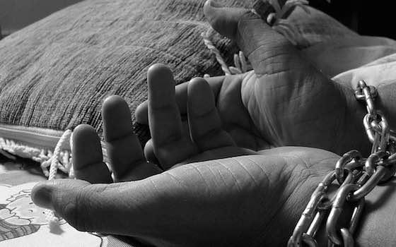 An Inhumane Trade: Partnering against Human Trafficking