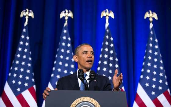 Anticipating Tough Midterm Elections, Obama Mounts Bully Pulpit