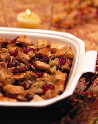 Thanksgiving Turkey Stuffing: 3 Super Stuffing Recipes