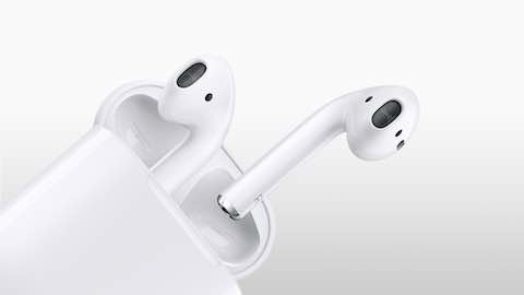 Apple's AirPods Are a Hit