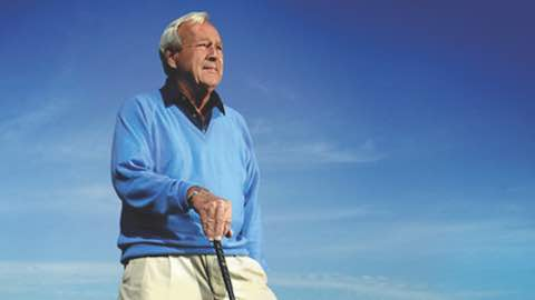 Arnold Palmer: A Look Back at the Golf Great