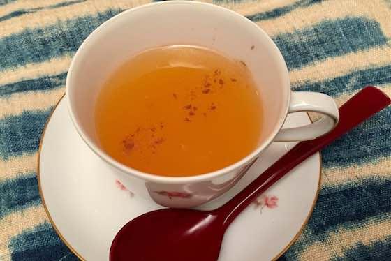 Body & Soul Warming Apple Ginger Kudzu-yu Drink