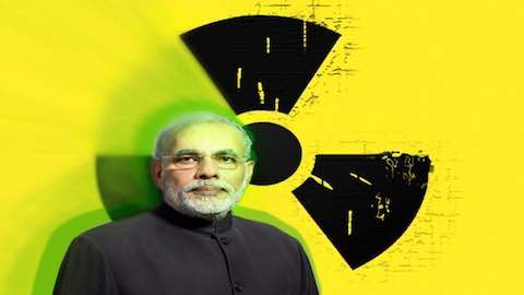 Asia's Other Nuclear Standoff
