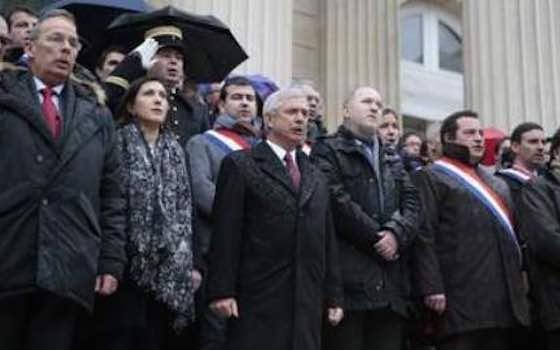 Attack Fails to Silence Paris