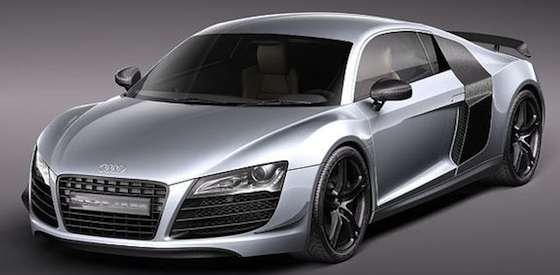 2012 Audi R8 GT: The Collector's Supercar