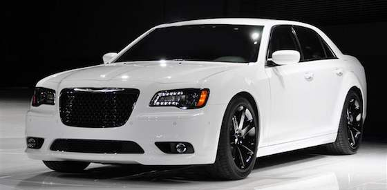 2012 Chrysler 300 SRT8: Modern Muscle