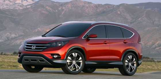 2012 Honda CR-V: Singing the Same Song
