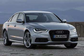 Audi A6: Sibling Rivalry