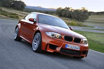 BMW 1 Series M Coupe: Furiously Fast
