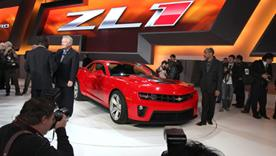 Chevrolet Camaro ZL1: The Thrill is Back