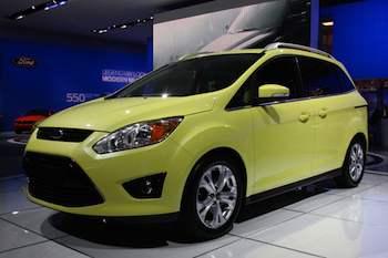 Ford C-Max: A Mini Minivan