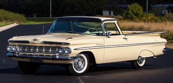 Greatest Cars: 1959 Chevrolet El Camino