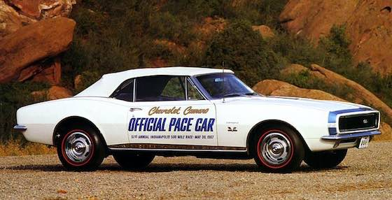Greatest Cars: 1967 Chevrolet Camaro