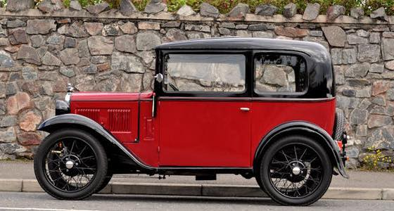 Greatest Cars: Austin 7