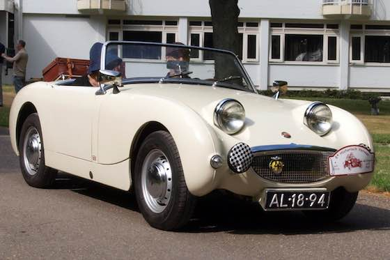 Greatest Cars: Austin-Healey Sprite