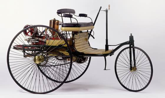 Greatest Cars: Benz Patent Motor Wagen
