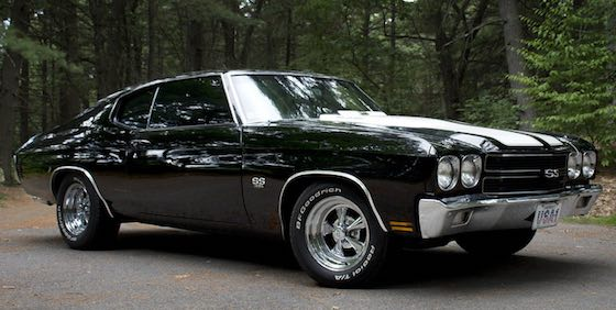 Greatest Cars: Chevrolet Chevelle SS 396