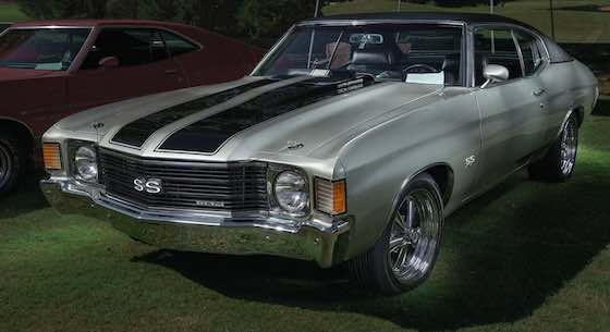 Greatest Cars: Chevrolet Chevelle SS 454