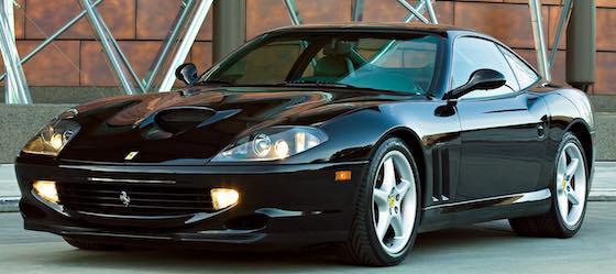 Greatest Cars: Ferrari 550 Maranello