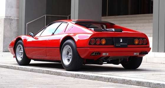 Greatest Cars: Ferrari GTB/4 Berlinetta Boxer