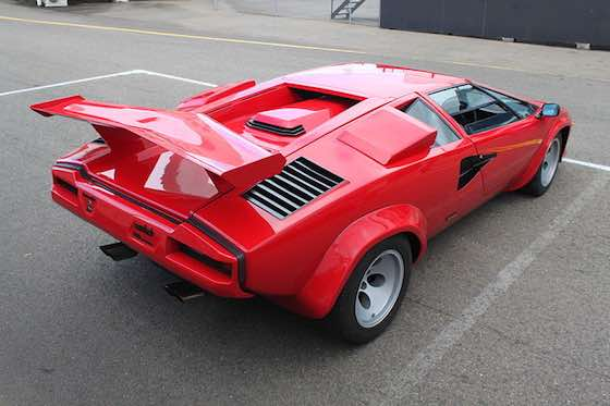 Greatest Cars: Lamborghini Countach