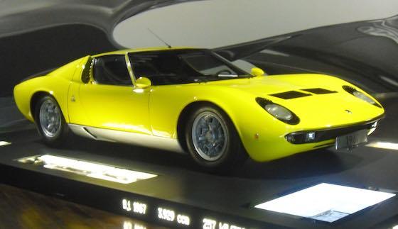 Greatest Cars: Lamborghini Miura