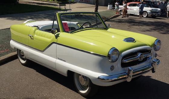 Greatest Cars: Nash Metropolitan