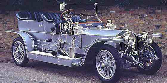Greatest Cars: Rolls-Royce Silver Ghost