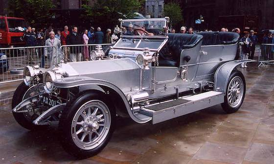 Greatest Cars: Rolls-Royce Silver Ghost