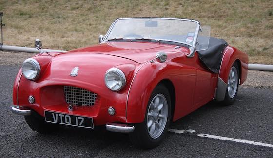 Greatest Cars: Triumph TR-2