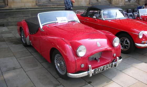 Greatest Cars: Triumph TR-2