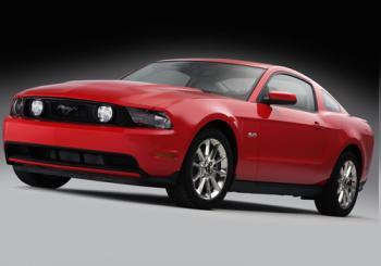 2011 Mustang GT Offers 412 Horsepower