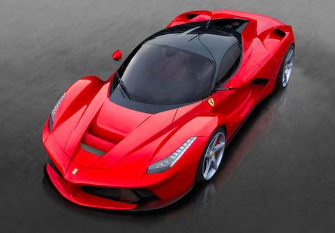 Greatest Cars: Ferrari LaFerrari Top Front