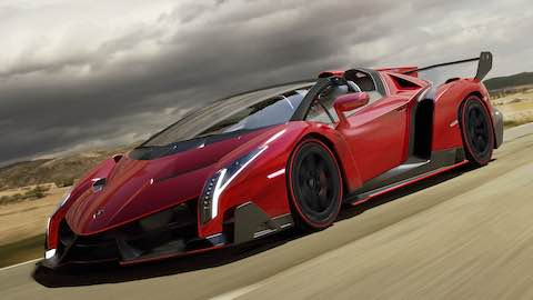 Greatest Cars: Lamborghini Veneno LP750
