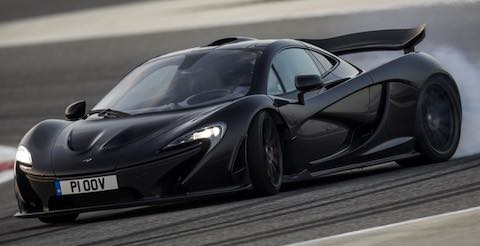 Greatest Cars: McLaren P1