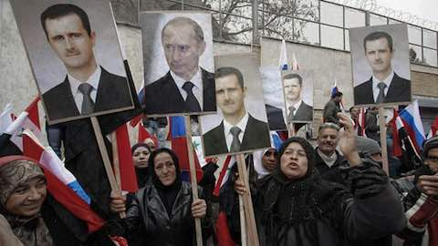 Backing Russia's Syria Ceasefire