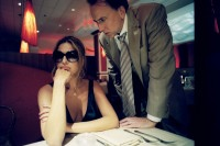 Nicolas Cage & Eva Mendes  in the movie Bad Lieutenant: Port of Call New Orleans