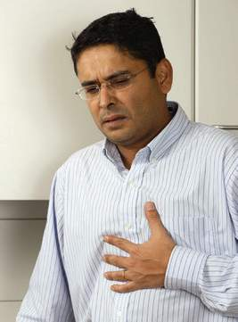 Chronic, excessive heartburn can cause serious problems such as gastritis, stomach ulcers, even esophageal cancer