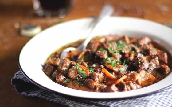 Beef Irish Stew: A Hearty Beef Stew Recipe