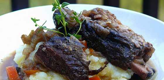 Beef Short Ribs: A Fall Classic