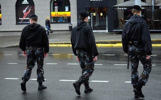 A New Crackdown in Belarus