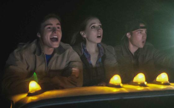 'Beneath the Harvest Sky' Movie Review