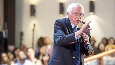 Bernie Sanders' Fundraising and Spending Prowess